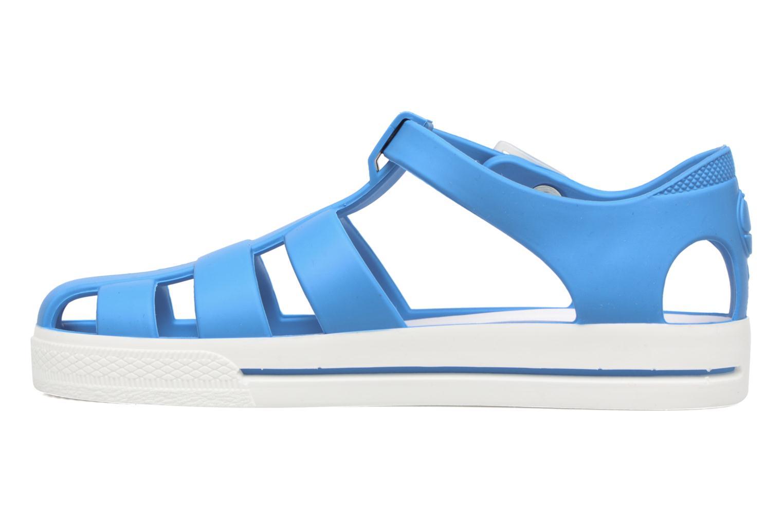 Sandalen SARENZA POP Romy blau ansicht von vorne