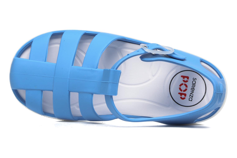 Sandalen SARENZA POP Romy blau ansicht von links