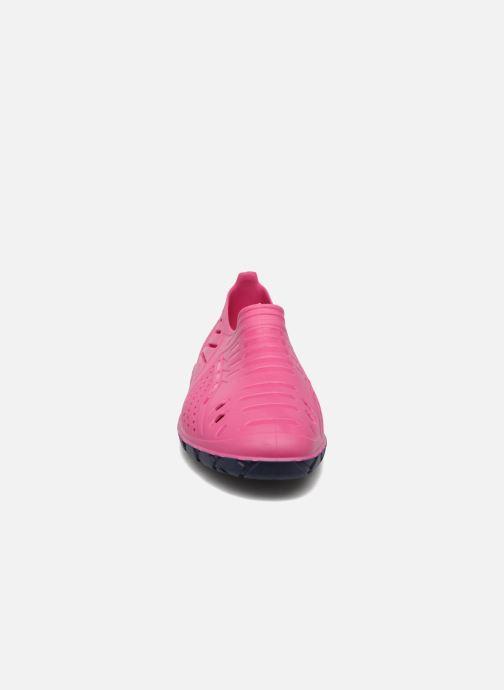 Sandales et nu-pieds SARENZA POP Raffi Rose vue portées chaussures