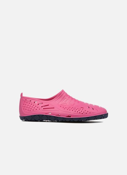 Sandalen SARENZA POP Raffi rosa ansicht von hinten