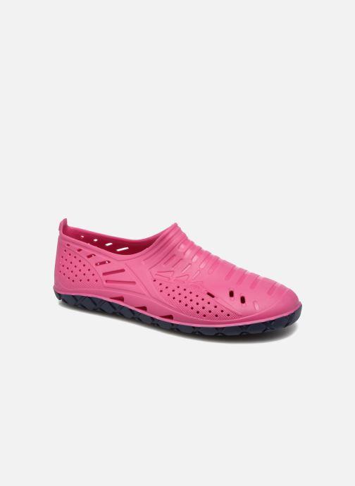 Sandaler SARENZA POP Raffi Pink detaljeret billede af skoene