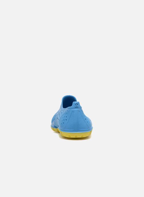 Sandales et nu-pieds SARENZA POP Raffi Bleu vue droite