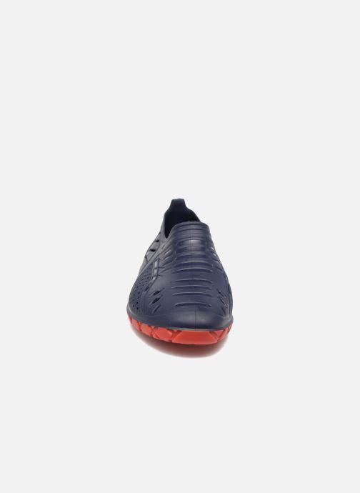Sandales et nu-pieds SARENZA POP Raffi Bleu vue portées chaussures