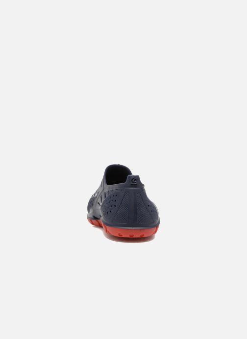 Sandali e scarpe aperte SARENZA POP Raffi Azzurro immagine destra