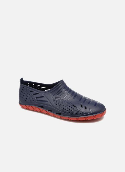 Sandales et nu-pieds SARENZA POP Raffi Bleu vue détail/paire