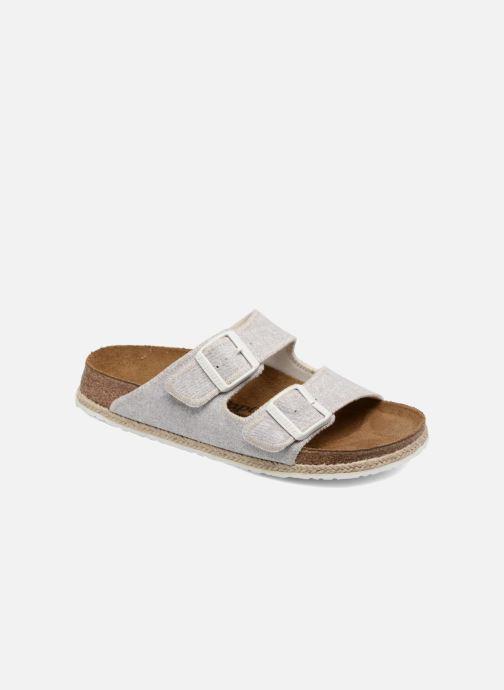 Papillio Arizona textile (grau) - Clogs & Pantoletten bei Más cómodo