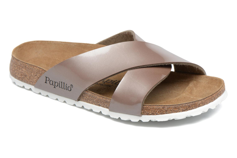 Clogs & Pantoletten Papillio DAYTONA braun detaillierte ansicht/modell