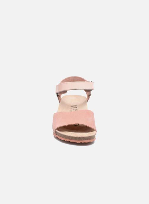 Sandales et nu-pieds Papillio EVE Rose vue portées chaussures