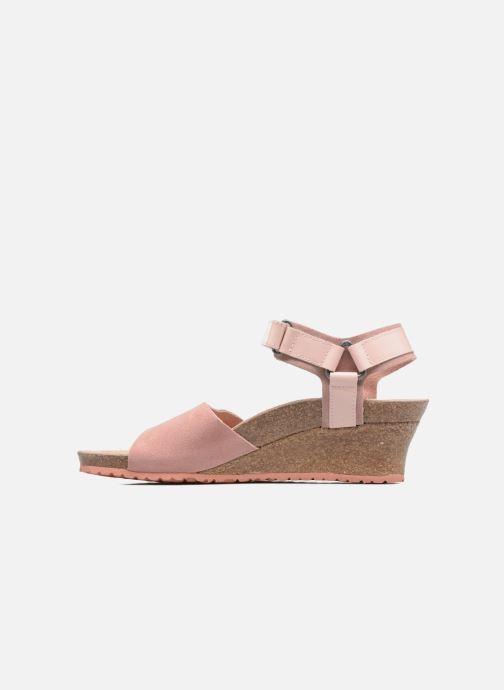 Sandales et nu-pieds Papillio EVE Rose vue face