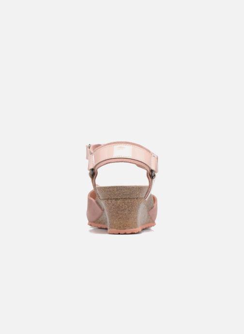 Sandales et nu-pieds Papillio EVE Rose vue droite
