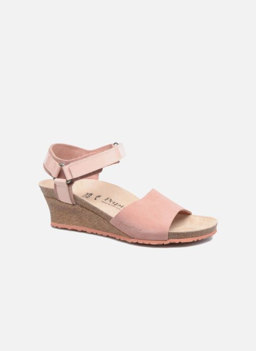 Sandals Papillio EVE Pink detailed view/ Pair view