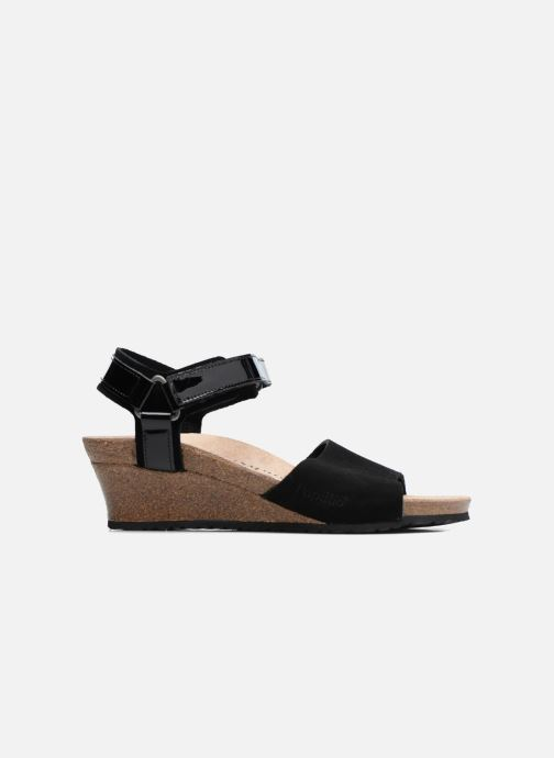 Sandalen Papillio EVE Zwart achterkant
