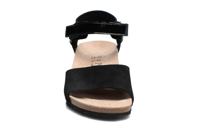 Sandalen Papillio EVE schwarz schuhe getragen