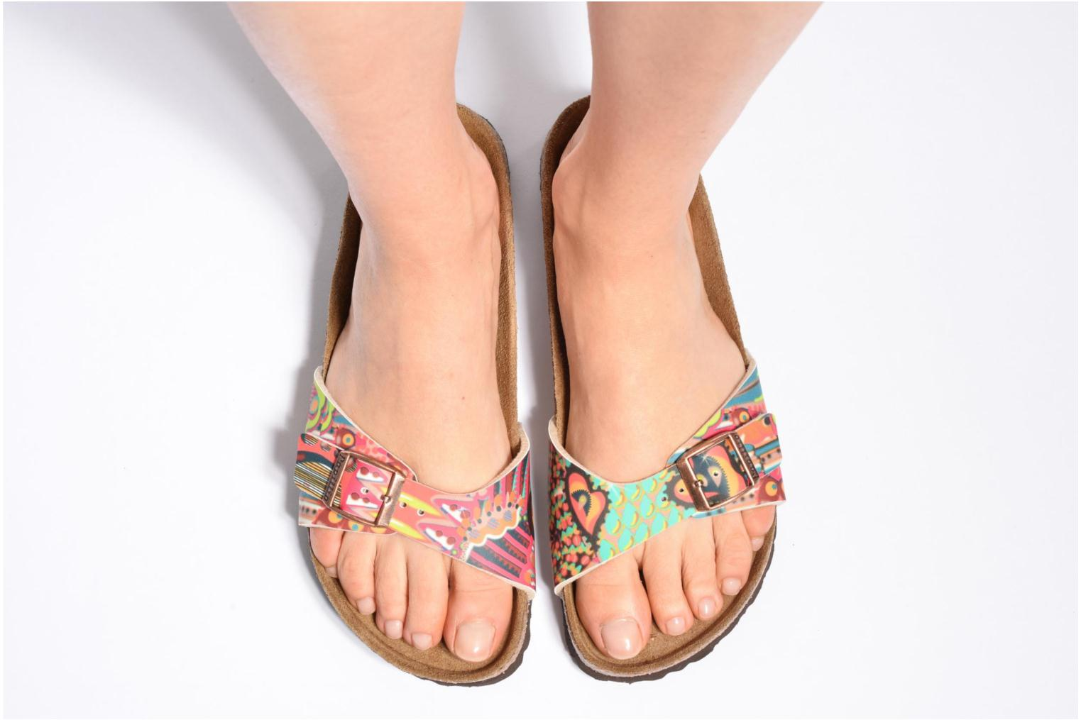 Mules & clogs Papillio Madrid Multicolor view from underneath / model view