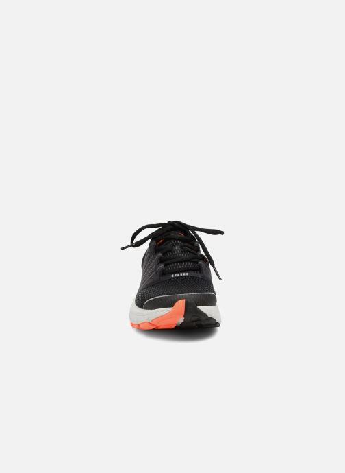 Chaussures de sport Under Armour Speedform Europa Noir vue portées chaussures
