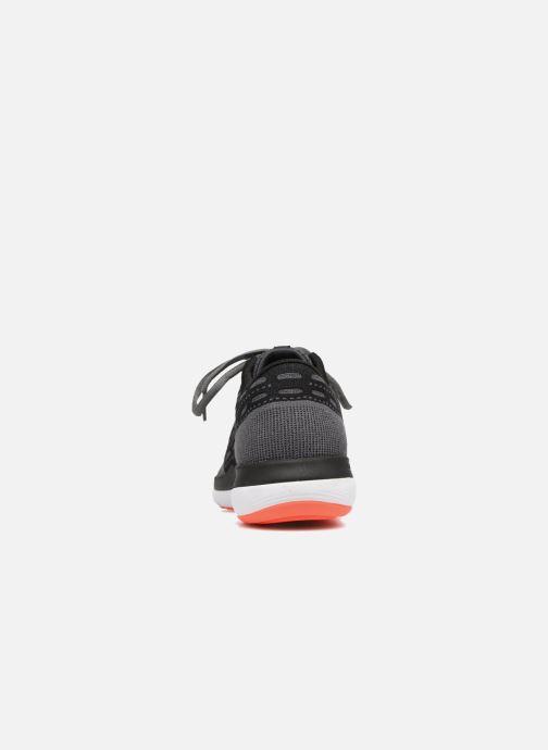Zapatillas de deporte Under Armour Slingflex Negro vista lateral derecha