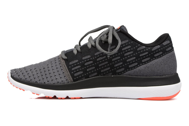 Chaussures de sport Under Armour Slingflex Noir vue face