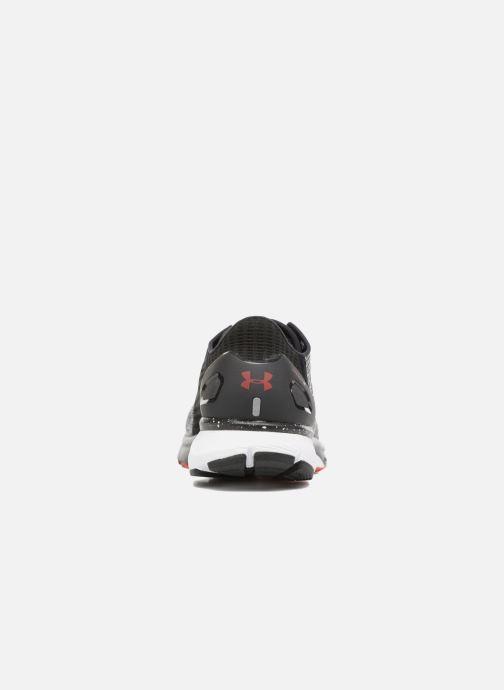 Chaussures de sport Under Armour Charged Bandit 2 Gris vue droite
