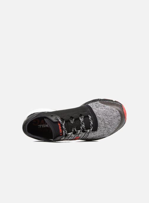 Chaussures de sport Under Armour Charged Bandit 2 Gris vue gauche