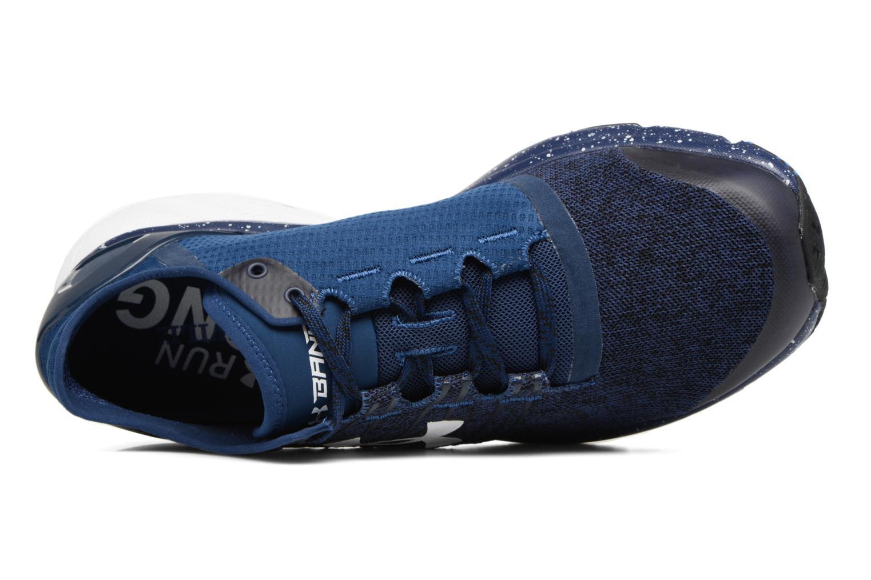 Chaussures de sport Under Armour Charged Bandit 2 Bleu vue gauche