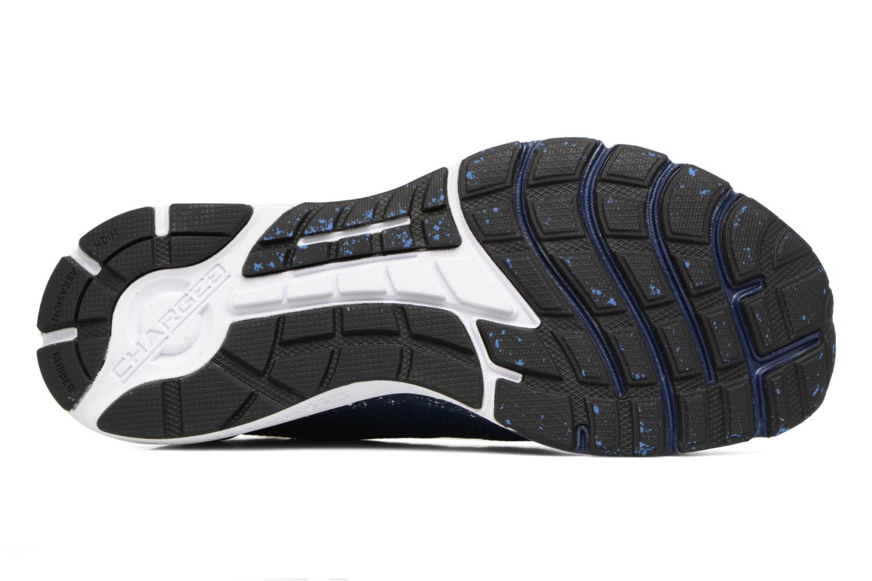 Chaussures de sport Under Armour Charged Bandit 2 Bleu vue haut