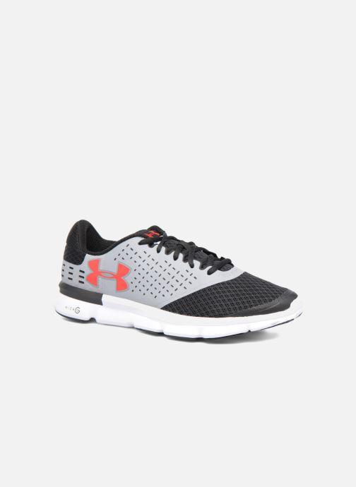 Chaussures de sport Under Armour Micro G Speed Swift 2 Gris vue détail/paire