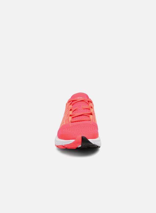 20ba94710600c Chaussures de sport Under Armour Speedform Gemini 3 W Rose vue portées  chaussures