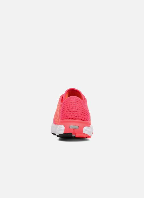 Sport shoes Under Armour Speedform Gemini 3 W Pink view from the right