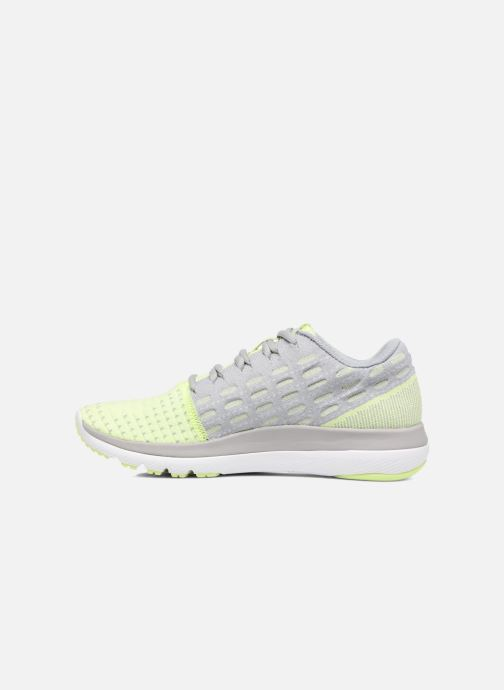 Chaussures de sport Under Armour Slingflex W Gris vue face