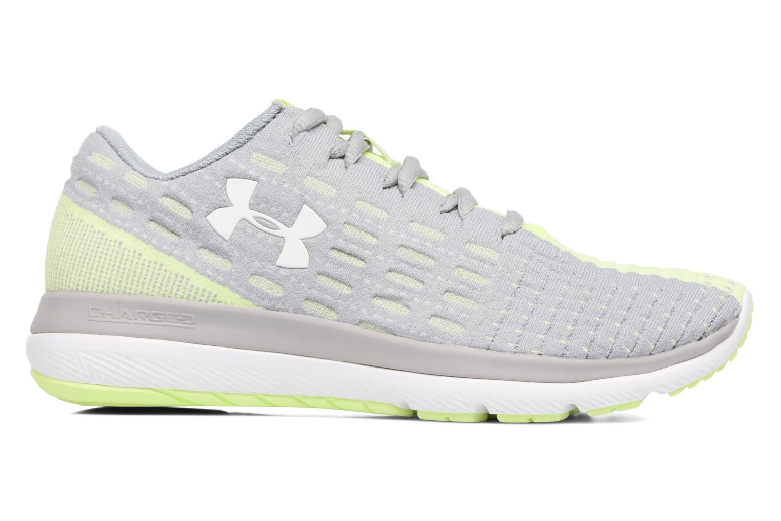 Sport shoes Under Armour Slingflex W Grey back view
