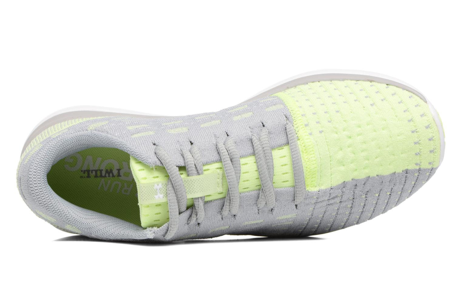 Sport shoes Under Armour Slingflex W Grey view from the left