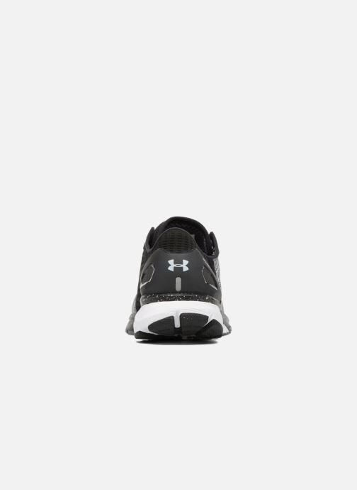 Chaussures de sport Under Armour Charged Bandit 2 W Noir vue droite
