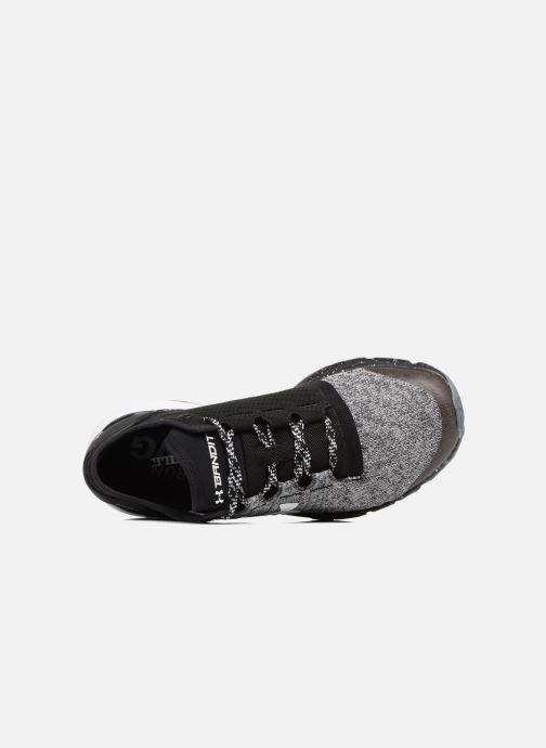 Chaussures de sport Under Armour Charged Bandit 2 W Noir vue gauche
