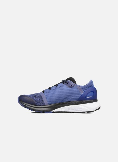 Chaussures de sport Under Armour Charged Bandit 2 W Bleu vue face