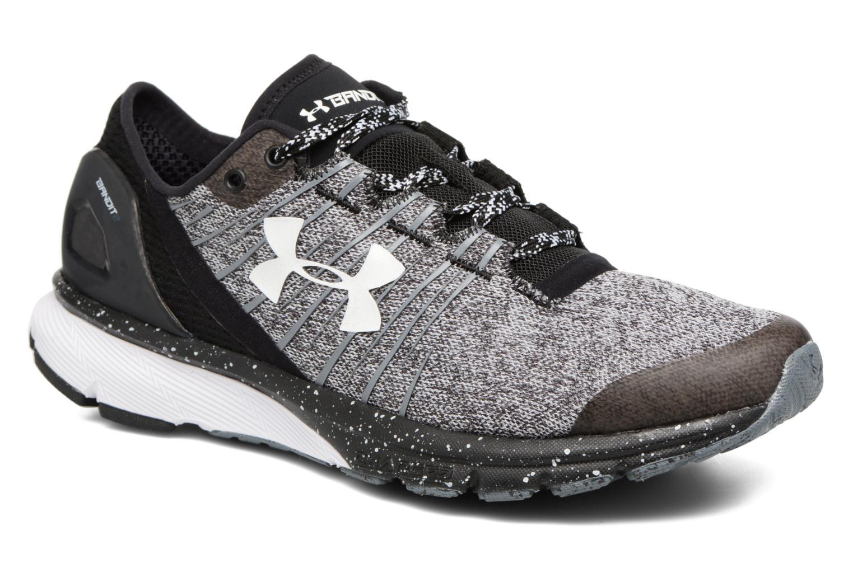 Chaussures de sport Under Armour Charged Bandit 2 W Noir vue détail/paire