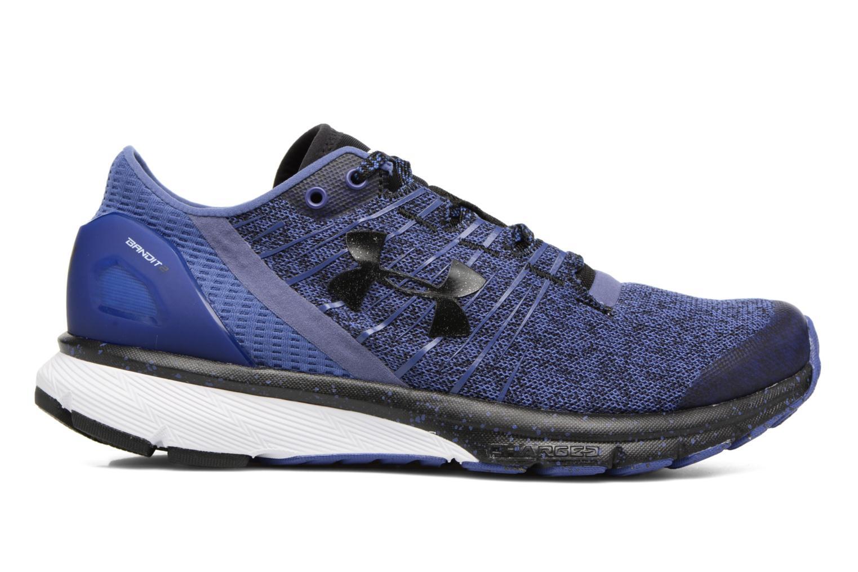 Chaussures de sport Under Armour Charged Bandit 2 W Bleu vue derrière