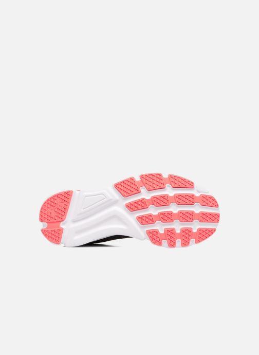 Chaussures de sport Under Armour Micro G Speed Swift 2 W Gris vue haut