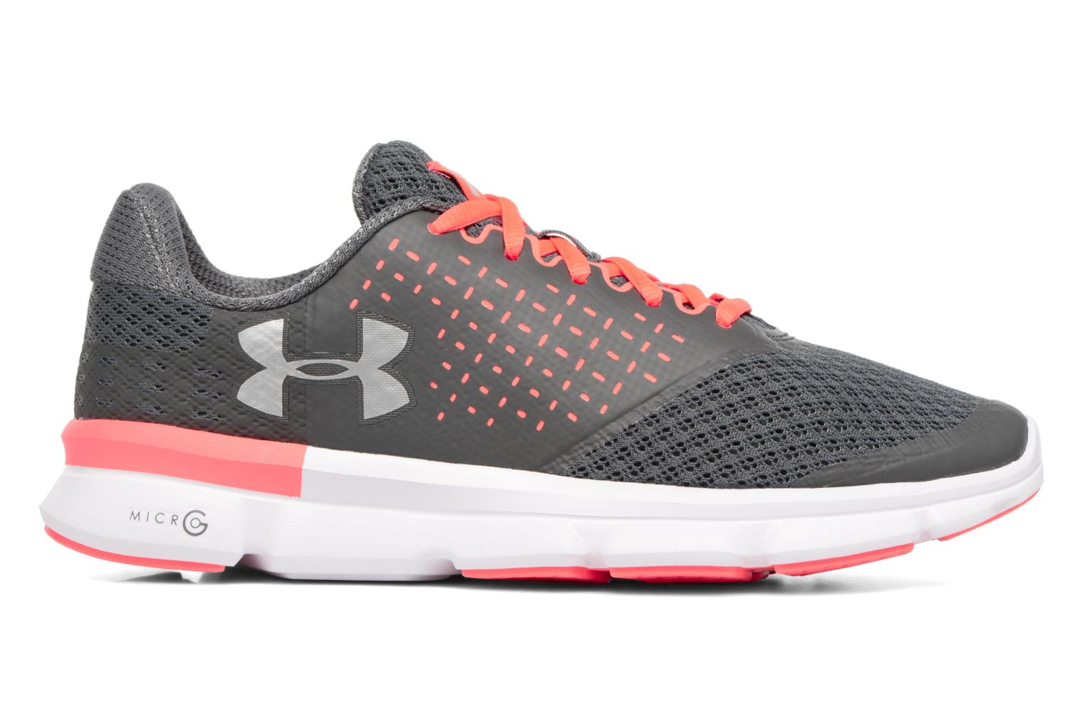 Sport shoes Under Armour Micro G Speed Swift 2 W Grey back view
