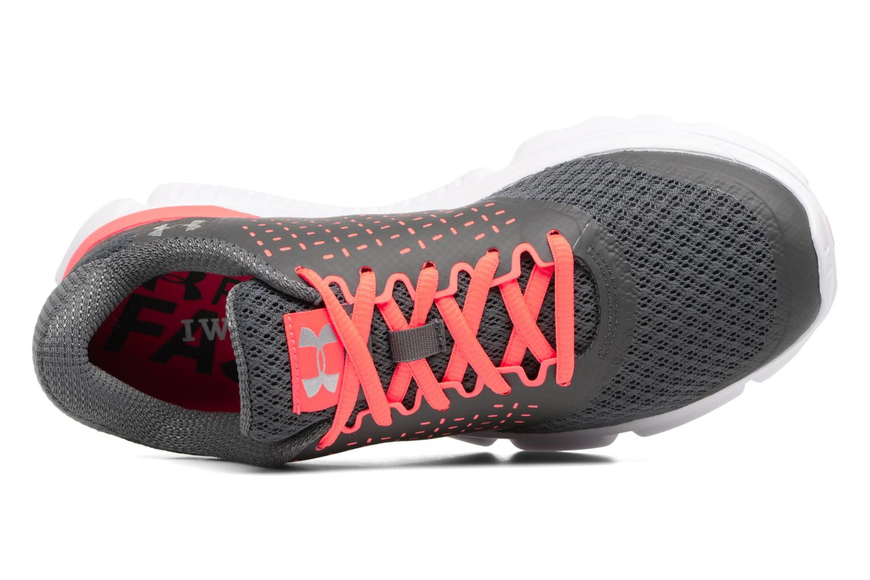 Sportschoenen Under Armour Micro G Speed Swift 2 W Grijs links