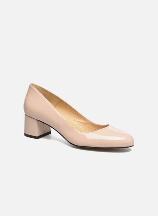 High heels Georgia Rose Slico Beige detailed view/ Pair view