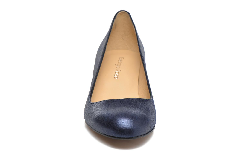 Escarpins Georgia Rose Slico Bleu vue portées chaussures