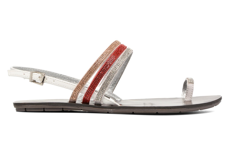 Sandali e scarpe aperte Chattawak Nina Rosso immagine posteriore