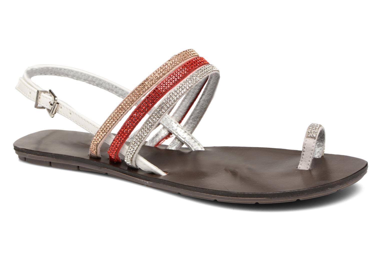 Sandali e scarpe aperte Chattawak Nina Rosso vedi dettaglio/paio