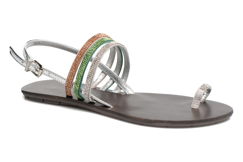 Sandali e scarpe aperte Chattawak Nina Verde vedi dettaglio/paio
