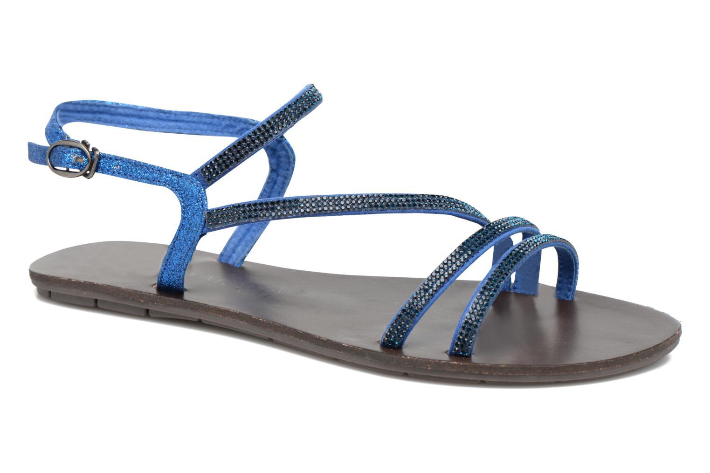 Sandalen Chattawak Nelly blau detaillierte ansicht/modell