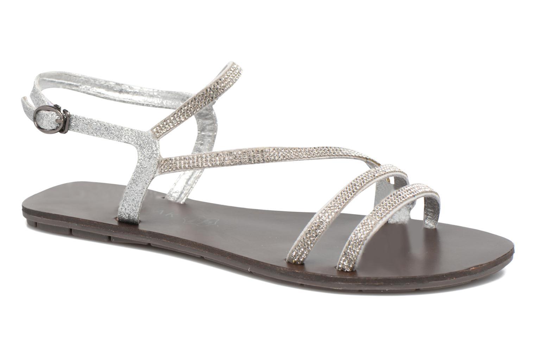 Sandali e scarpe aperte Chattawak Nelly Argento vedi dettaglio/paio