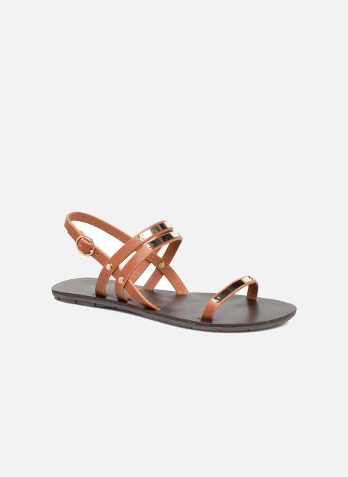 Sandalen Chattawak Lydie braun detaillierte ansicht/modell