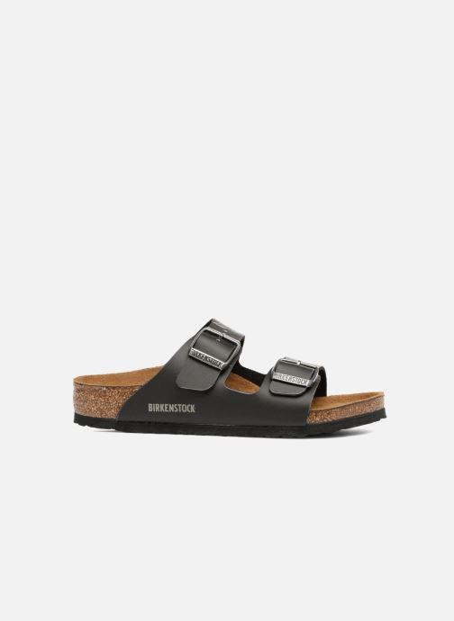 Sandali e scarpe aperte Birkenstock Arizona Birko Flor Nero immagine  posteriore 19da262419d