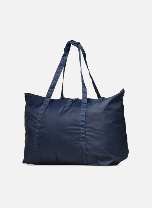 Luggage Bensimon Extra bag L Weekender pliable Blue model view