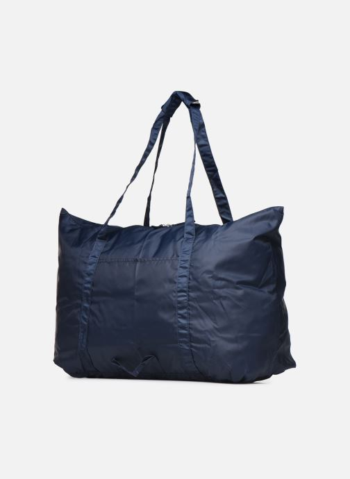 Bagage Bensimon Extra bag L Weekender pliable Blauw rechts